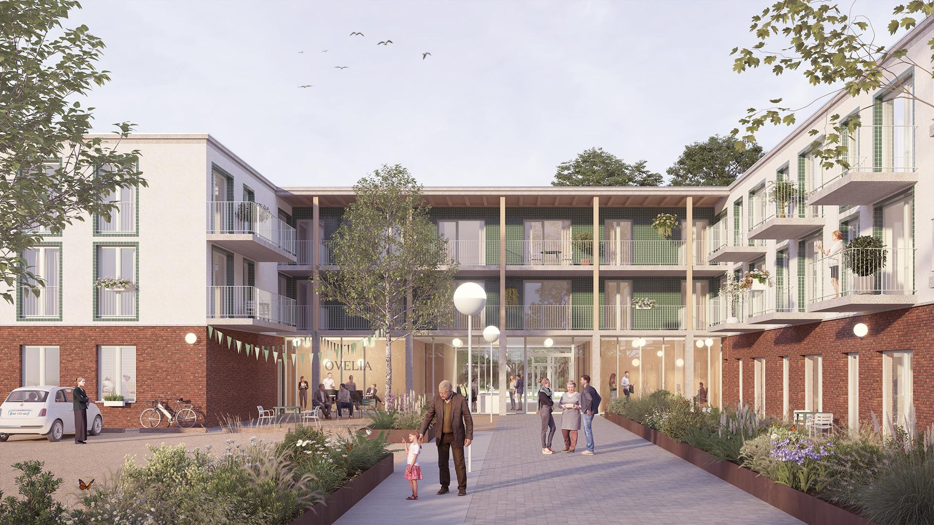 Vinci Immobilier - Jean-Charles Giardina Architecte